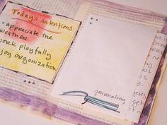 Sara Naumann Kick Start Art Journaling e-course