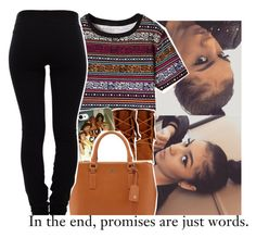 """""""In the end promises are just words"""" by destinylove66 ❤ liked on Polyvore featuring Minnetonka, Samsung, Tory Burch and Helmut Lang"""
