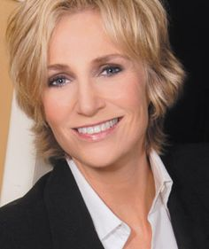 Jane Lynch. Sue Sylvester. What an excellent woman.