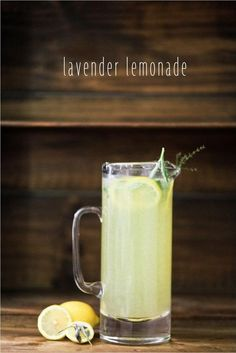 Lavender Lemonade — Irrelephant