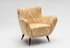 Sebastian + Barquet chair