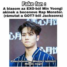 Rap Monster, Yoonmin, Bts Memes, Got7, Jimin, Haha, Jackson, Korea, Kpop