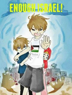 Love Thy Neighbor, Anime Muslim, We Will Never Forget, Reality Check, Hetalia, Crime, Animation, Dresden, Middle East
