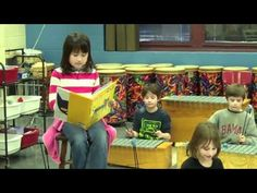 "The Third Grade Music Enrichment Class from Greystone Elementary School in Hoover, AL performs ""Pete the Cat: I Love My White Shoes"" by Eric Litwin and illustrated by James Dean using Orff instruments.     Here's a link to my arrangment - http://www2.hoover.k12.al.us/schools/GSES/Staff/swomack/Documents/Handout.pdf. It's on page 7. Have fun!"