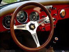 Porsche 356 Super 90 - No Trânsito