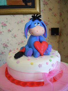eeyore birthday cake - my cake right here.