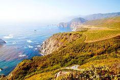 BIG SUR PACIFIC COAST HIGHWAY CALIFORNIA