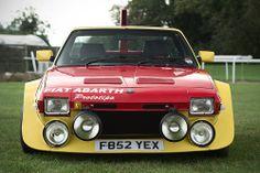 Fiat Abarth X1/9 Prototipo