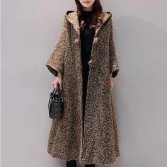 Fashion Hooded Cardigan Jacket Halflong Sleeve Coat  Joygos  SpringCoat   LongSleeve  StreetStyle   600ecbf4933