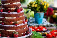 Naked cake - casamento tropical   Decoração | Vestida de Noiva | Fernanda Floret | Blog de casamentos cheios de amor de todo o Brasil - Parte 8