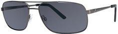 Stetson Polarized Sunglass Collection is an updated collection of classic best-selling styles from Stetson –