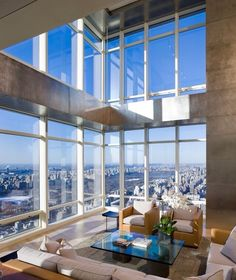 Pent house, NYC.