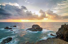 Sunrise in Cabo de Palos