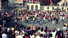 Istanbul Flash Mob - Sultanahmet - Sürpriz Show Istanbul, Dolores Park, Street View