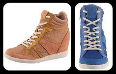 Esprit Blomma Lu Wedge Sneakers