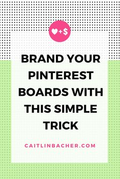 If you're like me, your blog titles are a thousand years long. The problem with this is that the cover image on your Pinterest boards is too teeny weeny toRead More