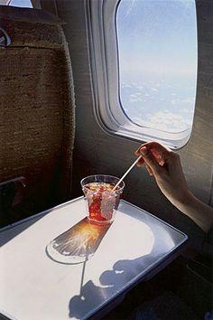 #light through a plane window