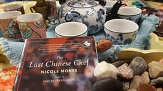 Ginger Dawn … A Spice Just Below the Horizon: Author Nicole Mones