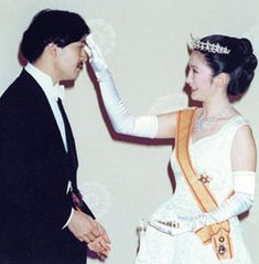 "The couple met when they were both undergraduates at Gakushuin. Like his father, the present Emperor, the Prince married outside the former aristocracy and former collateral branches of the imperial family. Upon marriage, he received the title Prince Akishino (Akishino no miya – strictly ""Prince of Akishino"") and authorization from the Imperial Household Economy Council to form a new branch of the Imperial Family."