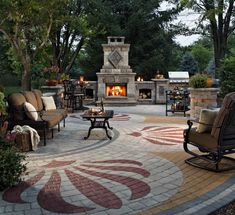 The Backyard Living Room Boom | Interlocking Concrete Pavement Institute