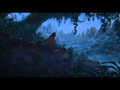 I just got done watching Disney's Tarzan...Love that movie!