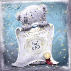 To all the single dads doing it all. Tatty Teddy, I Love U Daddy, Fizzy Moon, Happy Mothers Day Images, Bear Images, Teddy Bear Pictures, Blue Nose Friends, Bear Graphic, Bear Illustration