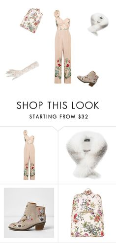 """""""School day part 2"""" by sladams3 ❤ liked on Polyvore featuring Johanna Ortiz, Harrods, Oasis and Black"""