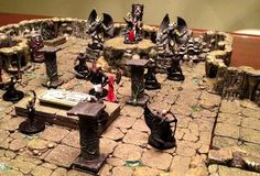 Great article by Mike Shea @ Sly Flourish about different types/styles of battle mats for gaming. Very detailed!