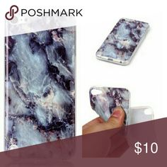 *Marble Affect Phone Case* Faux marble phone case have sizes 4 most phones just leave comment with size phone if interested & send n order. Accessories Phone Cases