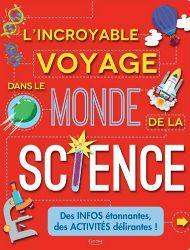 L'incroyable voyage dans le monde de la science - Pour les fans de science Comic Books, Music, Movies, States Of Matter, Activity Books, Travel, Scientists, Musica, Musik