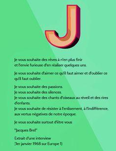 http://ticsenfle.blogspot.com.es/2013/12/les-voeux-de-jacques-brel-1er-janvier.html