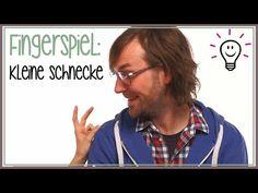 Fingerspiele: Das kleine Haus (Kinderreime) | mit herrH - YouTube