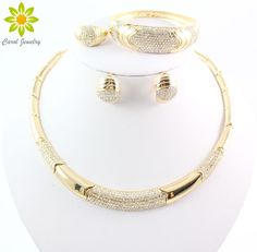 Find More Jewelry Sets Information about New Arrival African Rhinestone Jewelry 18K Gold Necklace Earrings Bracelets Ring Set Bridal Wedding Costume Jewelry Sets,High Quality jewelry vault,China jewelry necklace set Suppliers, Cheap necklace jewelry display from Carol Jewelry on Aliexpress.com