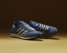 Adidas Spezial release drop 2 - Spezial TRX runners based on a vintage  design e0d795583