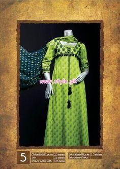Almirah Spring Collection 2013 For Women 007
