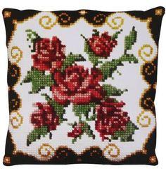 003.109 Розы алые
