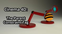 In this Cinema 4D tutorial we take a look at the Parent Constraint Tag. This tag is an awesome way to animate an object between parents and actually animate ...