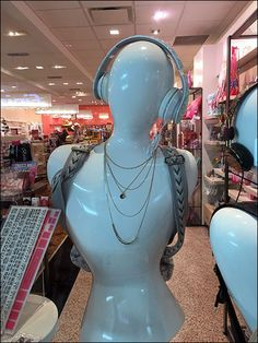 Headphone Mannequins Main