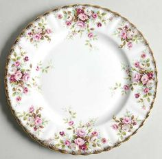Royal Albert, Cottage Garden - Page 1 Antique Dishes, Vintage Dishes, Antique China, Vintage China, Vintage Tea, Royal Albert, Trommler, China Dinnerware, Vintage Dinnerware