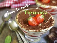 Go to the link below on how to make Tiramisu in a Martini Glass!  http://noshtalgic.com/Food/Dessert/2017-March/Tiramisu-in-Martini-Glasses