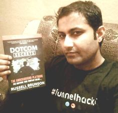 DotCom Secrets Free Book by Russell Brunson Email Marketing, Affiliate Marketing, The Secret Book, Free Books, I Know, Book Review