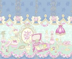 Baby, the Stars Shine Bright  恋する香の魔法 | Fall in Love with the Sweet Magic Scent  2013