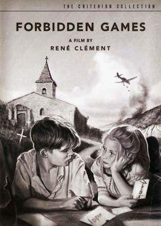 Juegos prohibidos - Jeux interdits - Forbidden Games (1951) | La inocencia de una niña en época de guerra...