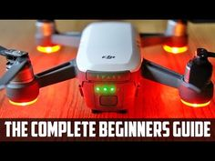 DJI Spark Beginners Guide - Get Ready to Fly! Here is everything you need to know to get ready to fly your DJI Spark! This is your complete beginners guide!