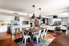 7-sala-jantar-tapete-estampado-colorido