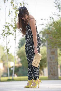 ASfashionlovers: Jumpsuit by H&M About Me Blog, Jumpsuit, Posts, Overalls, Messages, Jumpsuits, Catsuit
