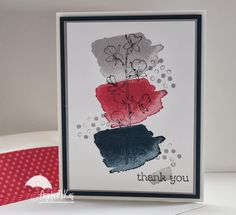 North Shore Stamper: Hand Stamped Sentiments Challenge