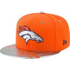 Denver Broncos New Era NFL Spotlight 59FIFTY Fitted Hat - Orange ace445644
