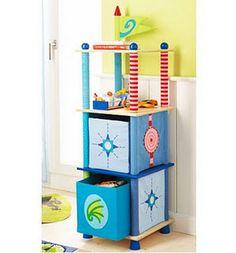 Fabulous Organizando os brinquedos