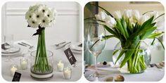 Ministério Enlace: Como fazer arranjos para mesa com flores naturais